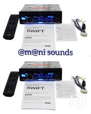 SWIFT CAR STEREO BLUETOOTH USB DVD FM AUX BLUETOOTH | Vehicle Parts & Accessories for sale in Nairobi, Nairobi Central