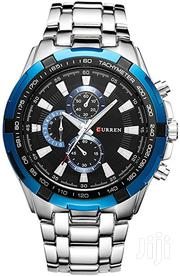 Curren 8023 Silver Blue | Watches for sale in Nairobi, Nairobi Central