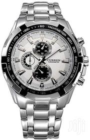 Curren 8023 Silver White | Watches for sale in Nairobi, Nairobi Central
