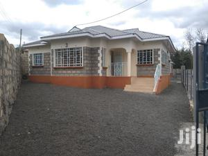An Executive 3 Bedroom Master Ensuite Bungalow in Ongata Rongai