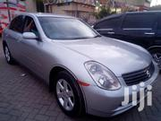 Nissan Skyline 2001 Silver   Cars for sale in Nairobi, Nyayo Highrise
