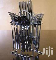 24pcs Stainless Steel Cutlery | Kitchen & Dining for sale in Nairobi, Nairobi Central