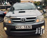 Toyota Fortuner 2008 Gray | Cars for sale in Nairobi, Ngara