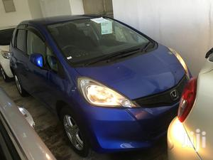 New Honda Fit 2013 5D Blue