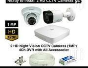 2cctv Camera Full Set | Cameras, Video Cameras & Accessories for sale in Nairobi, Nairobi Central