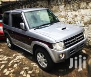New Mitsubishi Pajero IO 2012 Silver | Cars for sale in Mombasa, Shimanzi/Ganjoni