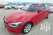 BMW 116i 2012 Red | Cars for sale in Mombasa, Bamburi