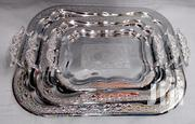 Silver Tray 3pcs | Kitchen & Dining for sale in Nairobi, Nairobi Central