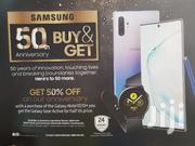 New Samsung Galaxy Note 10 Plus 256 GB White | Mobile Phones for sale in Nyeri, Rware