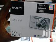 Sony Cybershot Camera DSC-W830 With 20MP 8x Digital Zoom New in Shop | Photo & Video Cameras for sale in Nairobi, Nairobi Central