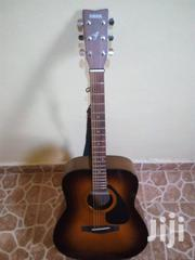 Yamaha Acoustic Box Guitar Plus It's Bag | Musical Instruments for sale in Kilifi, Mtwapa