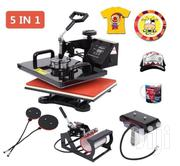 5-in-1 Heat-press Digital Sublimation Printing Machine | Printing Equipment for sale in Nairobi, Nairobi Central