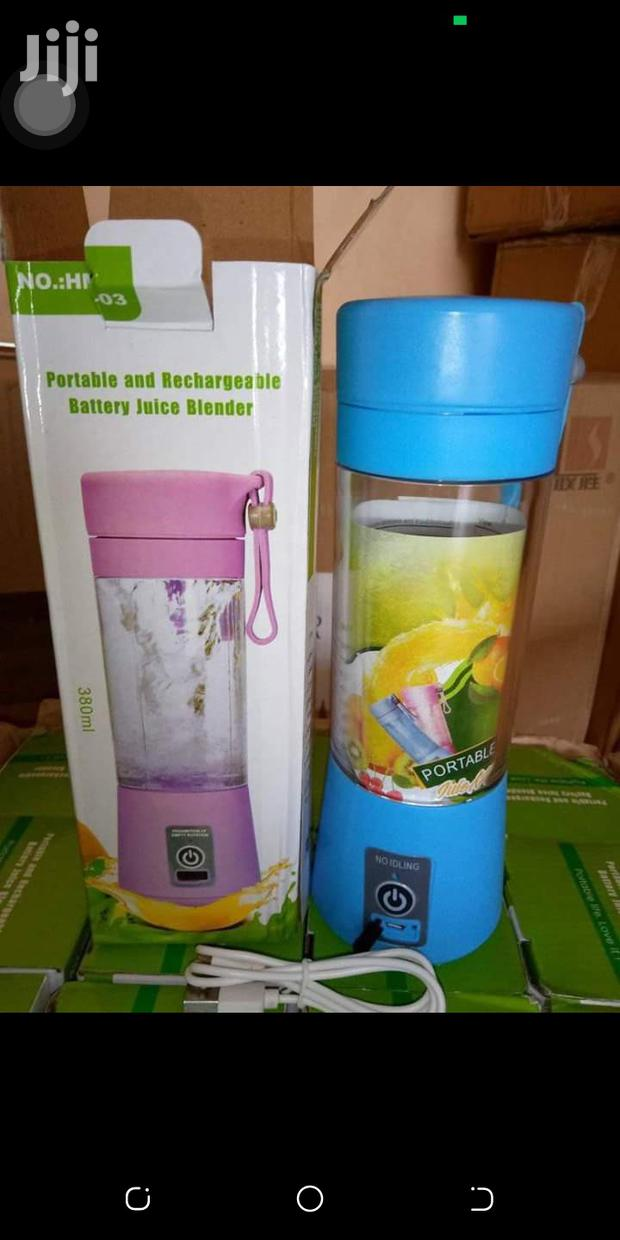 Portable Recheargeable Blender