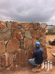 Garden Compound Wall Construction | Building & Trades Services for sale in Nairobi, Karen