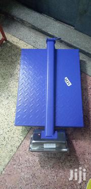 300kg Digital Electronic Price Platform Scale (Blue) | Store Equipment for sale in Nairobi, Nairobi Central