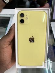 New Apple iPhone 11 64 GB Yellow   Mobile Phones for sale in Nairobi, Nairobi Central