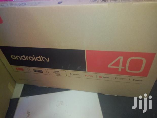 Tcl Smart Android Tv 40 Inch