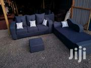 Stylish Modern Quality Ready Made 3 Seater And A Sofa Bed | Furniture for sale in Nairobi, Ngara