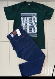 Matched Jeans And T-shirt | Clothing for sale in Nairobi, Kahawa