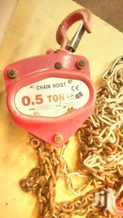 Mannual Chain Block Pulley | Farm Machinery & Equipment for sale in Nairobi, Embakasi