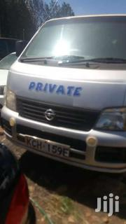 Nissan Caravan | Cars for sale in Nyeri, Konyu