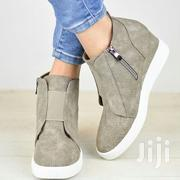 Fashion Klike Wedge Sneakers | Shoes for sale in Mombasa, Majengo