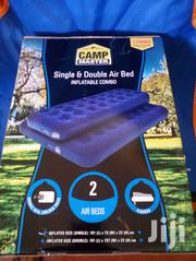 Clearance Sale! Inflatable Airbed Combo + Pump | Camping Gear for sale in Nairobi, Karen