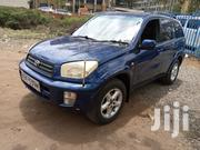 Toyota RAV4 2002 Automatic Blue | Cars for sale in Nairobi, Nairobi Central