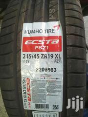 245/45/19 Kumho Tyre's Is Made In Korea | Vehicle Parts & Accessories for sale in Nairobi, Nairobi Central
