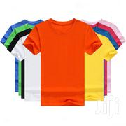 Plain And Printed Cotton T-shirts | Clothing for sale in Nairobi, Nairobi Central