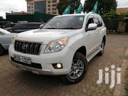 Toyota Land Cruiser Prado 2009 White | Cars for sale in Nairobi, Kilimani