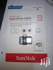 Sandisk Otg Dual Flash Disks 16gb for 1000 | Computer Accessories  for sale in Nairobi, Nairobi Central