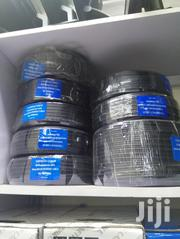 CCTV RG59 Coaxial Cable With Power 200m Reel- Black | Cameras, Video Cameras & Accessories for sale in Nairobi, Nairobi Central