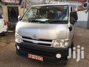 New Toyota HiAce 2013 Silver | Buses & Microbuses for sale in Nairobi, Parklands/Highridge