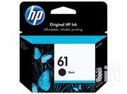 Hp 61 Black Original Ink Cartridge | Computer Accessories  for sale in Nairobi, Nairobi Central