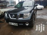 Nissan Navara 2006 Black | Cars for sale in Kericho, Kipchebor