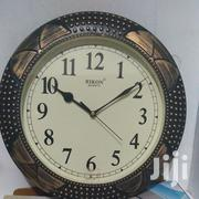 Wall Clock Studded Brown and Gold | Home Accessories for sale in Nairobi, Nairobi Central