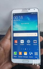 Samsung Galaxy Note 3 16 GB White | Mobile Phones for sale in Nairobi, Nairobi Central