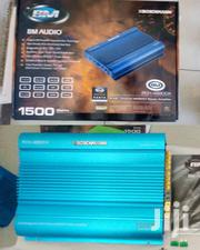 PCH- 4880DX BOSCHMAN AMPLIFIER 1500 WATTS 4 CHANNEL BRIDGEABLE | Vehicle Parts & Accessories for sale in Nairobi, Nairobi Central