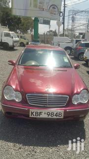 Mercedes Benz C240 2002 Red | Cars for sale in Nairobi, Embakasi