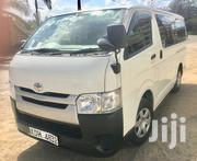 Toyota Hiace 2014 White | Buses & Microbuses for sale in Nairobi, Nairobi Central