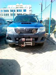 Toyota Hilux 2012 Blue | Cars for sale in Mombasa, Shimanzi/Ganjoni