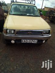 Toyota Hilux 1998 Beige | Cars for sale in Uasin Gishu, Racecourse