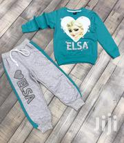 Turkey Wear Elsa Two Piece Set | Children's Clothing for sale in Nairobi, Nairobi Central