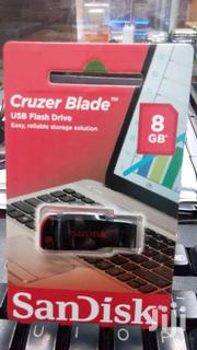 8 GB Sandisk Cruzer Blade Flash Disk | Computer Accessories  for sale in Nairobi, Nairobi Central