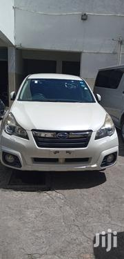 Subaru Outback 2013 2.5i White | Cars for sale in Mombasa, Shimanzi/Ganjoni