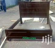 Mahogany Bed | Furniture for sale in Nairobi, Ngara