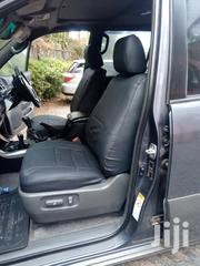 High Quality Customized Toyota Prado Leather Car Seat Covers   Vehicle Parts & Accessories for sale in Nairobi, Embakasi