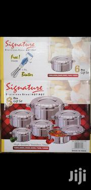 6 Pieces Stainless Steel Signature Hot Pots | Kitchen & Dining for sale in Nairobi, Nairobi Central