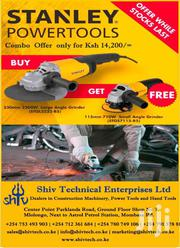Stanley Grinder | Manufacturing Materials & Tools for sale in Machakos, Syokimau/Mulolongo